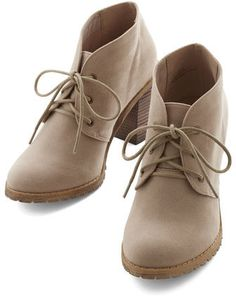 Lace Up Heeled Boots | Lydia Martin Teen Wolf Style Guide