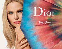 Dior Tie Dye Collection 2015 Summer � All Photos