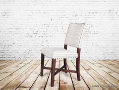 Alder and Tweed La Jolla Dining Chair. $265.