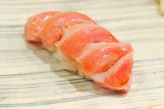 Otoro Nigiri Sushi (Fatty Northern Atlantic Tuna) 大トロ 握りすし