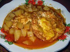 Resep Sambal Telur dan Kentang ~ TTM|Tips Trik Memasak
