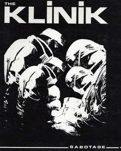 The Klinik* - Sabotage (Vinyl, LP) at Discogs