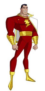 Capitão Marvel - Galeria de Personagens de Desenhos Animados - GPDesenhos.com.br