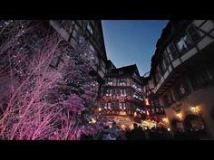 Vidéo Noël en Alsace