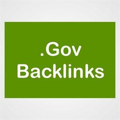 Buy affordable .gov backlinks and increase your site authority. We are a one stop online store for all your SEO requirements. For more refer :- http://www.webseobuy.com/25-gov-backlinks