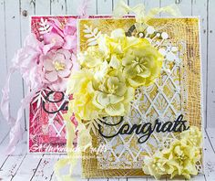 A Mermaids Crafts: DL.ART Thankful Thursday #204 - Flowers and/or Graduation