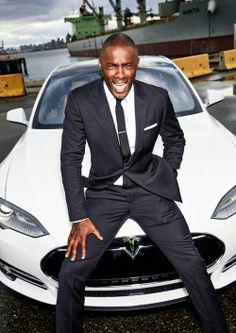 Idris Elba for Men's Health December 2015 by Ture Lillegraven
