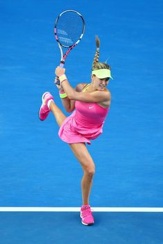 Eugenie Bouchard - Australian Open 2015
