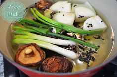 Ultimate Korean Stock : Basic Korean Stock Recipe for All Korean Food - Asian at Home