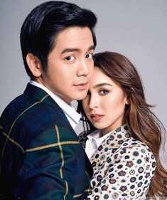 Male Fashion Trends: Joshua García y Julia Barretto posan juntos para Metro Filipinas