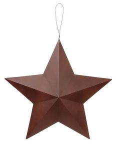 15 NEW METAL RUSTIC 3D STAR Primitive Country $11.99
