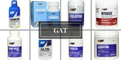 Up to 55% OFF on GAT from #iHerb $5 + 5% OFF for first-time customers with code WELCOME5 and TWG505 #RT #Supplement