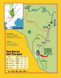El Parque Natural Metropolitano - Panama City