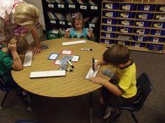 Daily 5 in Kindergarten
