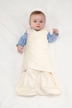 Customer Image Gallery for HALO SleepSack 100% Cotton Swaddle, Cream, Small