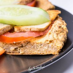 10 pomysłów na zdrowe bezglutenowe śniadanie ⋆ AgaMaSmaka - żyj i jedz zdrowo! Baby Food Recipes, Healthy Recipes, Healthy Foods, Happy Foods, Salmon Burgers, Sandwiches, Breakfast, Ethnic Recipes, Free