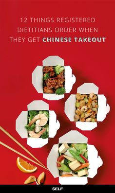 Takeout food may be notorious for its high-cal, sodium-filled fare, but not all options are created equal. It is possible to enjoy a convenient meal without blowing your healthy eating routine—a lot of it has to do with portion control, but what you order matters, too. And while there's nothing wrong with splurging on your …