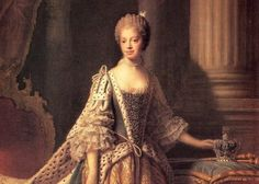 "Queen Charlotte of England (1744-1818)     Queen Charlotte, wife of the English King George III (1738-1820), was directly descended from Margarita de Castro y Sousa, a Black branch of the Portuguese Royal House. Her contemporaries described her as having ""a true mulatto face."" The city of Charlotte, North Carolina, is named after her."