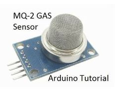 How to Use MQ2 Gas Sensor - Arduino Tutorial