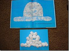 @J Vosburg @Carol Laverdiere Little Cloud by Eric Carle, another cloud book for week 5!