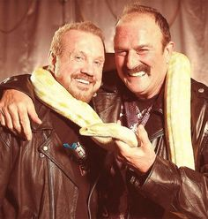 "DDP & Jake ""The Snake"" Roberts"
