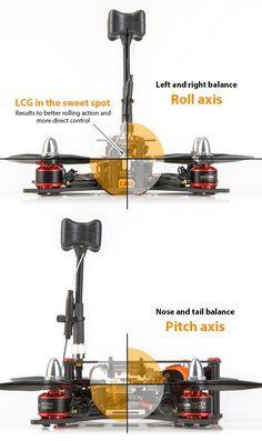 "Storm Racing Drone (RTF / SRD130 ""Loki-X3"" / CleanFlight) http://www.helipal.com/storm-racing-drone-rtf-srd130-loki-x3-cleanflight.html"
