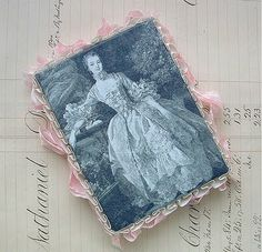 I think free image.  From the-feathered-nest.blogspot.com.  lj  So what can you do with a $5 mirror