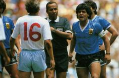 Diego Maradona - 1986 - world cup vs England