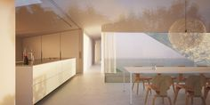 The site of the house is located in the countryside next to a forest in southern Germany. The house is situated at the end of a blind alley and benefits from...