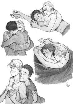 hugs_are_important___victuuri_by_lapis_razuri-dapp11a.jpg (1024×1448)