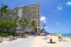 Only Beach Front Condo in WAIKIKI - vacation rental in Honolulu, Hawaii. View more: #HonoluluHawaiiVacationRentals