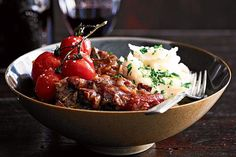 This tender braised meat is designed to be cooked slowly, then enjoyed at leisure with friends.