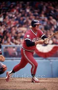 Boog Powell - Cleveland Indians