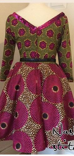 Check out this Gorgeous latest african fashion look African Inspired Fashion, African Dresses For Women, African Print Dresses, African Print Fashion, Africa Fashion, African Attire, African Wear, African Fashion Dresses, African Women