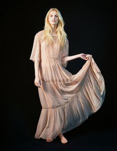 A Lighter Shade of Pale - Cecilie Deisting Skejo for Harrods Magazine April  2015 Color Shades fdbc9fd3a9