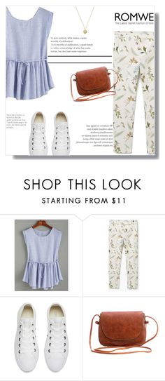 """Untitled #356"" by katu11 ❤ liked on Polyvore featuring MANGO, Converse and Michael Kors"