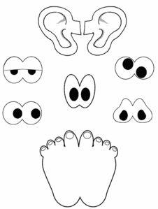 bricolage: - Bricolage enfants… - De droles d'animaux… - Livre a faire pour… - LA MARMITE D OR - Marionnette de… - chapeaux de clown ! - CAILLOU..PAPIER… - Masques suite - POUR NOS ENFANTS… - MERCREDI JOUR DES… - Le blog de papillon