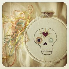 day of the dead craft♥