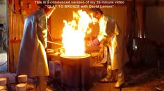 A New Supplemental Instructional DVD on the Foundry and the Process of C...