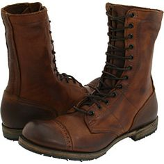 Work boots for the industrial connoisseur from Vintage Shoe Company