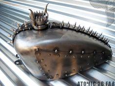 post apocalyptic motorcycle   ... custom parts accessories: pre-post-apocalyptic motorcycle design day