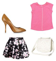 """""""Oceans outfit"""" by loverofturtles424 on Polyvore"""