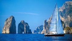 Take a boat, Capri