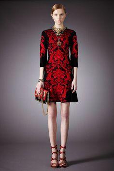 Roberto Cavalli Pre-Fall 2014 Fashion Show
