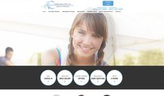 #sesamewebdesign #psds #ortho #responsive #topnav #top-nav #fullwidth #full-width #gray #blue #circles #sticky #sans #clean