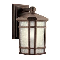 Buy Kichler Cameron Outdoor Wall Mount 1-Light Incandescent in Prairie Rock (9718PR) by Kichler Superstore today! FREE shipping on all orders over $100 and always a 110% price match guarantee!