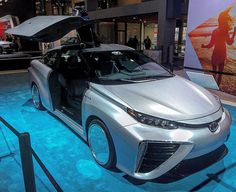 NEW YORK INTERNATIONAL AUTO SHOW 2016 - TOYOTA PRIUS SERIES. by themajestirium1