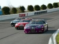 """Fuel up and jump in the driver's seat for a Stock Car Racing Experience! Race a NASCAR style stock car on """"the Trick Triangle,"""" at Pocono Raceway, home to 2 NASCAR races every summer!"""
