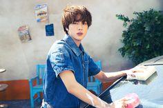 Seokjin, Namjoon, Taehyung, Yoongi, Jimin Jungkook, Foto Bts, Jung Hoseok, In This World, Jin Kim