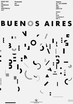 Buenos Aires / / Ott+Stein 1985